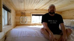ben and melody u0027s texas tiny house video tour youtube
