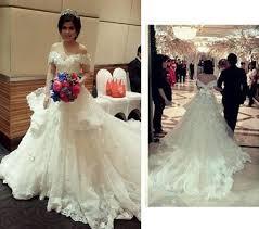 Wedding Dresses Ball Gown White Wedding Dresses Off Shoulder Wedding Gown Lace Wedding Gowns