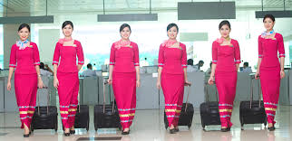 airline cabin crew myanmar national airlines cabin crew airline cabin crew