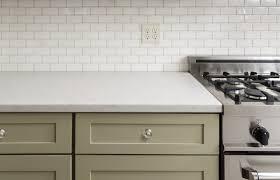 fresh lime green subway tile backsplash 9456