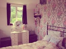 vintage bedroom decorating ideas adorable pink white color scheme