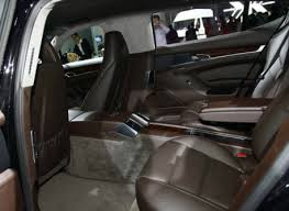 porsche panamera inside inside the only in china stretch porsche panamera protective