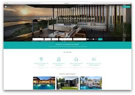 Free Real Estate Website Template by Realestate Templates Download Real Estate Agent Templates 35