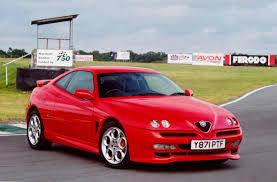 alfa romeo gtv description of the model photo gallery