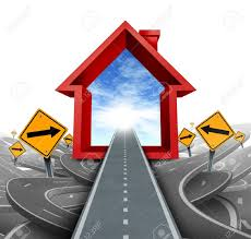 real estate services and home buyer advice using a mortgage broker