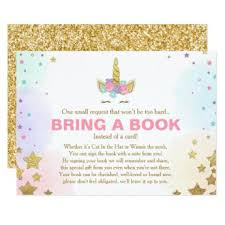bring a book baby shower pink bring a book baby shower invitations pink baby
