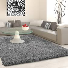 Shaggy Grey Rug Round Shaggy Rugs High Quality Shaggy Rug