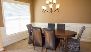 wainscoting dining room design maple grove construction2style