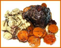 comment cuisiner des joues de boeuf joues de bœuf de 7 heures d alain ducasse miechambo cuisine