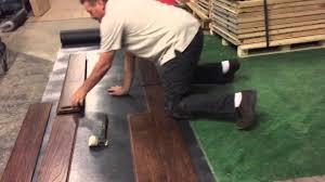 Laminate Flooring Mm Tap Go Tpg Flooring Installation Demo 12 3mm Laminate