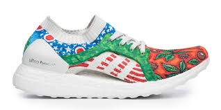 Oklahoma travel shoes images Adidas got women artists to design one of a kind sneakers for all jpg