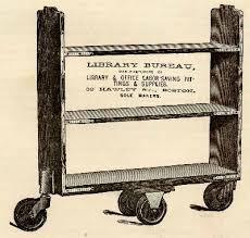 library bureau lb book truck detail 100 jpg