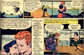 ralph dibny famous elongated man march 2011