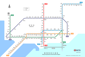 Atlanta Metro Rail Map by Map Of Shenzhen Metro Travel Map Vacations Travelsfinders Com