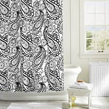 garden paisley shower curtain pbteen