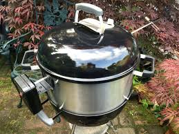 Fire Pit Rotisserie by Silent Electric Kettle Rotisserie The Turkey Discard The Bag Of