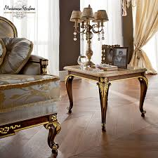 Classic Wooden Chairs Designs Classic Side Table Wooden Metal Marble Casanova Modenese
