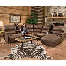 Sectional Sofas That Recline by Reclining Sectionals 2 2 Franklin Furniture