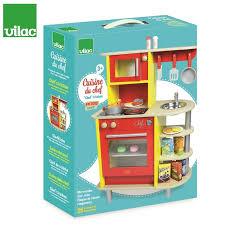 vilac cuisine kuchnia drewniana dla dzieci 25 akcesoriów vilac