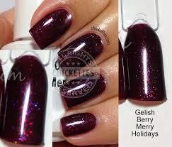 gelish berry merry holidays поиск в nail