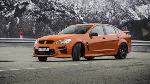 opel commodore v8 vauxhall vxr8 review top gear