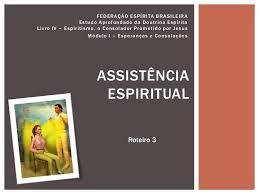 Preferidos Roteiro para Assistência Espiritual nas Casas Espíritas &ON21