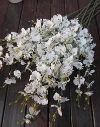 oncidium orchid artificial flower yellow oncidium orchid silk flower