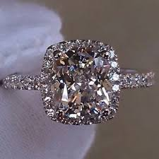 simulated engagement ring jewelry simulated rings wedding promise