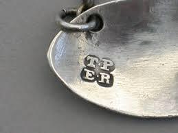 ketchup keychain george iii silver sauce label u0027ketchup u0027 c 1795 england by