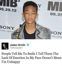 Jaden Smith Meme - 16 tweets that prove jaden smith has no idea what he s talking