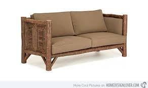 rustic sofas and loveseats 15 sofa designs for rustic style living rooms home design lover