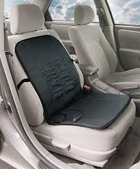 deluxe heated car seat cushion