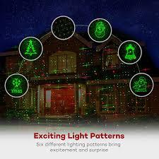 laser lights taotronics outdoor light