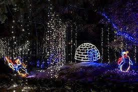 Rock City Garden Of Lights Rock City S Enchanted Garden Of Lights In Lookout Mountain Tn