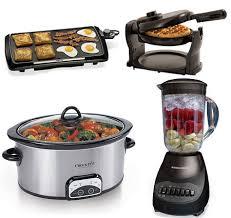 crockpot black friday sale kohls kitchen appliances only 1 99 shipped after rebate kohls