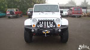 aev jeep 2 door on this 2015 jeep wrangler jk we installed a aev front bumper with