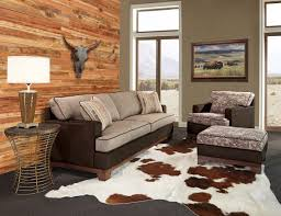 Cowhide Rug Living Room Ideas Furniture Rustic Home Furniture Design Ideas By Marshfield