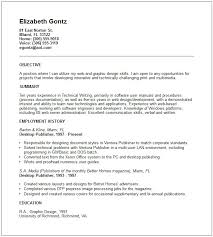 Sample Resume For Experienced Desktop Support Engineer by Creative Arts And Graphic Design Resume Examples