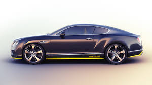 bentley onyx interior bentley will build seven continental gt speeds inspired by