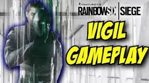 R6 Siege Operation White Noise Ela And Twitch Vigil Gameplay Loadout Gadget White Noise Tom Clancy S