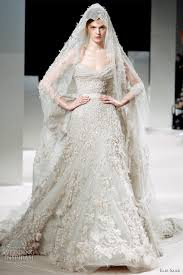 elie saab wedding dresses elie saab summer 2011 couture dresses wedding inspirasi