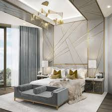 luxury home bedroom interior 10397