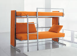 Scoop Bunk Bed Doc Transforms From Sofa To Bunk Beds With One Motion 6sqft