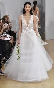 Bridal Fashion Week Wedding Dress by The Most Mesmerising Looks From Bridal Fashion Week Spring 2018