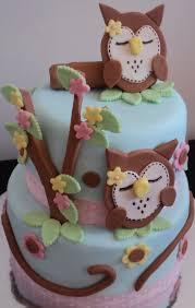 baby shower owl cakes photo owl cakes decoration image
