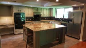 bachelor pad kitchen remodel pedernales construction