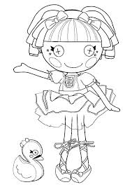 14 color lalaloopsy images coloring pages