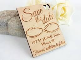 save the date magnets wedding infinite custom save the date magnet set wood save the date