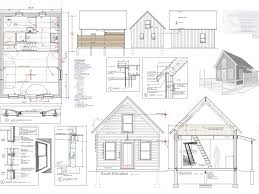 Tiny House On Foundation Plans by Download Best Tiny House Plans Zijiapin