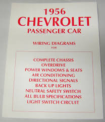 55 57 chevy literature u0026 decals page 1 i 5 classic chevy